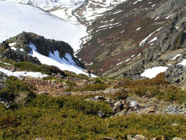 Pico Robadoiro San Glorio, León