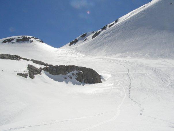 Picos de Europa, subiendo al Pico Padierna