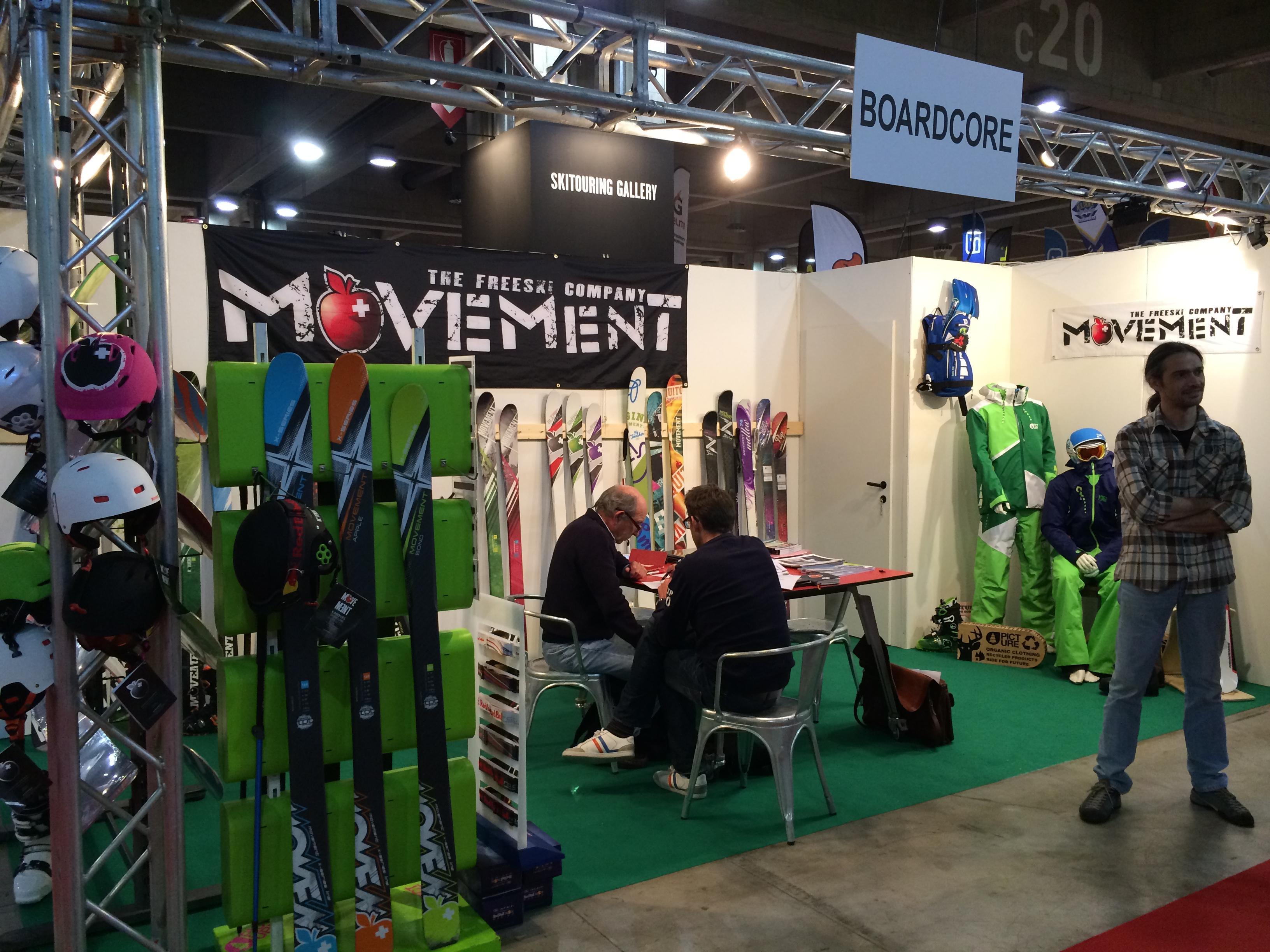 En tan sólo 12 años Movement ha sabido posicionarse como marca top en freeriding y ski touring.